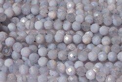 Kamienie Chalcedon 7718kp 4mm 1sznur