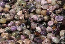 Kamienie Czaroit 2217kp 8-10mm 1sznur