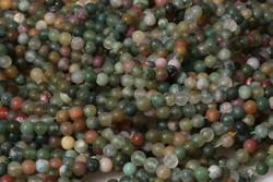 Kamienie Jaspis Fancy 4436kp 3mm 1sznur