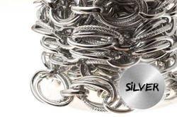 Łańcuszek aluminiowy 012al 100cm