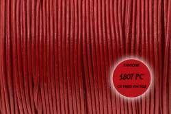 Rzemień skórzany #004 1.5mm 1m