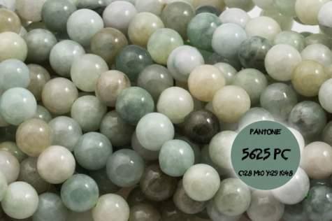 Jadeit Birma 3335kp 6mm 1sznur