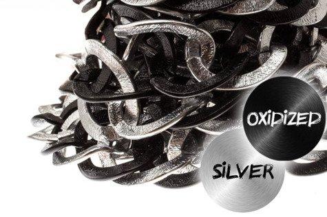 Łańcuszek aluminiowy 008al 20cm