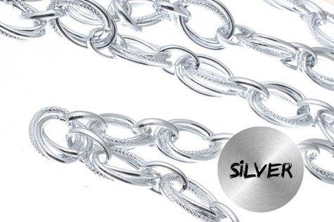 Łańcuszek aluminiowy 012al 20cm