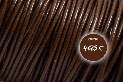 Rzemień skórzany #006 3mm 1m