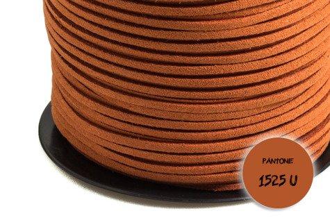 Rzemień zamszowy 067tz 3mm 90m