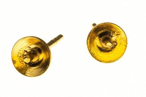 Srebro pr.925 Sztyfty 405ez 5mm 2sztuki