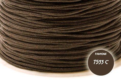 Sznurek  bawełniany#124 1mm 5m