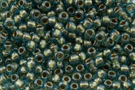 TOHO TR-11-284 Aqua/Gold 10g
