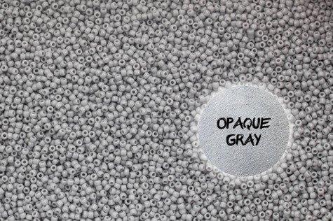 TOHO TR-11-53 Opaque Gray 10g